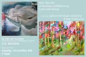 November Show at DaVinci Art Alliance!